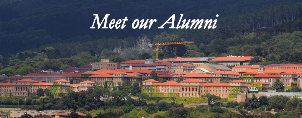 Meet our Alumni